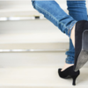 階段で脚は太くなる?私は、階段を上るのをやめたら、急に脚が細くなった