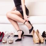 「ヒールの高さ」を毎日変えると、脚が細くなる。脚やせ効果のある靴の選び方