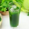 ファンケルのケール100%の冷凍青汁の味が結構おいしいのでハマっている