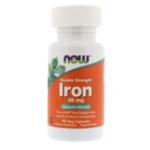鉄分補給でイライラが解消した。鉄剤で胃が痛い場合は、ナウフーズ鉄アイアン36mgの評判が◎でおすすめ