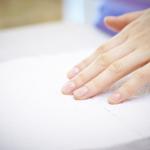 ジェルネイル卒業してからわかった。ジェルネイルをして良かったことは、爪のピンク色部分を伸ばす効果